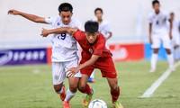 Cú sút 'lá vàng rơi' đưa U15 Việt Nam vào bán kết Đông Nam Á