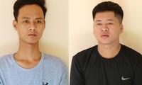 Nhóm 'hiệp sỹ' Bình Dương bị bắt vì giả danh công an cướp bạc