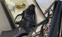 Phát hiện súng đạn, thu hàng chục xe máy tại nơi ở của nhóm cướp liên tỉnh