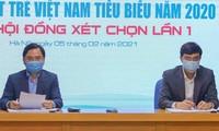 Chiều 5/2, Hội đồng xét chọn Giải thưởng Gương GMTVNTB 2020 họp lần thứ nhất.