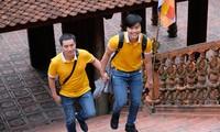 Gương mặt trẻ Việt Nam tiêu biểu tham quan khu di tích danh thắng Tây Thiên