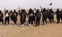 Hình ảnh tổ chức khủng bố IS tại Syria.