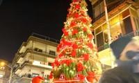 Syria tận hưởng Giáng sinh sau nhiều năm chiến tranh