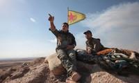 Lực lượng dân quân người Kurd. (Nguồn: almasdarnews)