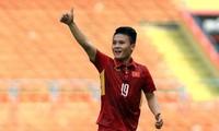 Cầu thủ Quang Hải là ứng viên Gương mặt trẻ Việt Nam tiêu biểu 2018