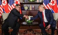 Nhà Trắng công bố lịch trình ngày đầu tiên của thượng đỉnh Mỹ-Triều