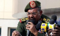 Tổng thống Omar al-Bashir. Ảnh: The African Exponent
