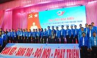 Anh Đặng Tấn Giang đắc cử Chủ tịch Hội LHTN Việt Nam tỉnh Sóc Trăng