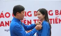Hoa khôi Huỳnh Thúy Vi: Rèn luyện đức lẫn tài để cống hiến cho đất nước