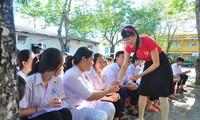 Chia sẻ của 'Cô giáo một chân' với học sinh vùng sâu trước kỳ thi tốt nghiệp THPT