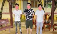 3 người Trung Quốc nhập cảnh trái phép trốn cách ly