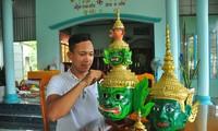 Nghệ nhân 9x dân tộc Khmer khát khao bảo tồn giá trị truyền thống 