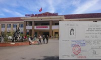 Nơi công tác của bà Trần Thị Ngọc Ái Sa (thật) và bằng THPT