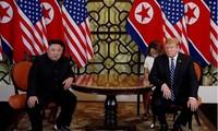 Nguồn tin nói Triều Tiên sẽ không bàn chuyện phi hạt nhân hóa với Mỹ thêm nữa Ảnh: Politico
