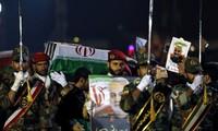 Thi thể tướng Qassem Soleimani được đưa về Iran