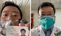 Bác sĩ Li Wenliang Ảnh: Hoàn cầu Thời báo