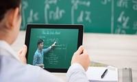 Không phải Sở GD&ĐT nào cũng triển khai được dạy trực tuyến hay trên truyền hình Ảnh: Diệp An