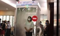 Dùng công nghệ Việt khử khuẩn thời COVID-19