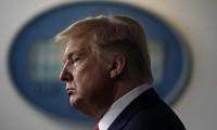 COVID -19 chơi khăm Trump