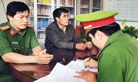 Ông Nguyễn Văn Tiên, bí thư Đảng ủy thị trấn Hòa Hiệp Trung, nguyên Trưởng phòng TN&MT huyện Đông Hòa, bị khởi tố bắt giam
