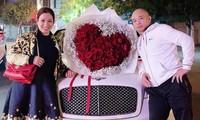Vợ chồng Nguyễn Xuân Đường trước khi bị khởi tố