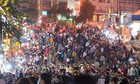Đà Lạt là một trong những điểm đông khách dịp 30/4Ảnh: KIM ANH