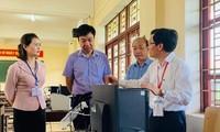 Lãnh đạo Bộ GD&ĐT kiểm tra công tác chuẩn bị thi ở địa phương năm 2019