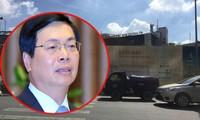 Khu đất số 2-4-6 Hai Bà Trưng, TPHCM khiến ông Vũ Huy Hoàng dính lao lý Ảnh: Lâm Trần