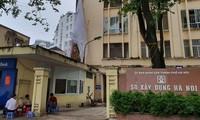 Di dời 8 sở, ngành Hà Nội về khu liên cơ: Vẫn xin giữ 'đất vàng'
