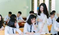 Năm học 2020-2021, học sinh THCS-THPT được bỏ bài kiểm tra 1 tiết (Ảnh minh họa)
