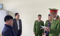 Giám đốc Ban quản lý dự án huyện Ngọc Lặc bị khởi tố