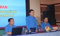 Giao ban công tác Đoàn và phong trào thanh thiếu nhi cụm Bắc Trung Bộ