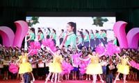 Quảng Bình: 79 đội viên, thiếu niên tiêu biểu tham gia Đại hội Cháu ngoan Bác Hồ