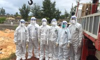Thi thể người chết được mai táng tại nghĩa địa của phường và thực hiện các biện pháp khử khuẩn phòng dịch bênh COVID-19.