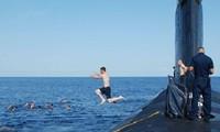 Thủy thủ tàu ngầm có cuộc sống đặc biệt khác thường người bình thường khó lòng hình dung được.