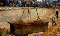 Thứ gì trong mộ cổ khiến các nhà khảo cổ hoảng sợ vội vàng bỏ chạy?