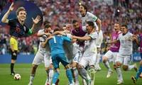Ngôi sao Modric ngạc nhiên khi tuyển Nga vào tứ kết
