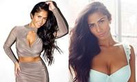 Ngắm bà xã xinh như Hoa hậu của tuyển thủ Philippines