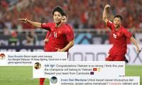 Nhiều CĐV trong khu vực Đông Nam Á tin ĐT Việt Nam sẽ vô địch AFF Cup 2018.