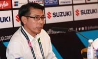 HLV Tan Cheng Hoe cảnh báo các học trò trước trận gặp đội tuyển Việt Nam.