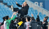 Năm 2018 đã đánh dấu nhiều cột mốc thành công của tuyển Việt Nam và HLV Park Hang-seo.