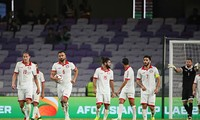 Lebanon vẫn còn quyền tự quyết cho tấm vé vào vòng 1/8 Asian Cup 2019.