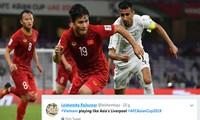 Chuyên gia Ấn Độ khen đội tuyển Việt Nam.