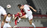 Các cầu thủ Lebanon đã có một ngày thi đấu tốt, nhưng từng đó là chưa đủ để giúp họ đi tiếp.