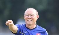Thành công của đội tuyển Việt Nam có công lớn của HLV Park Hang-seo.