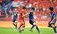 Việt Nam đã có màn trình diễn xuất sắc trước Nhật Bản.