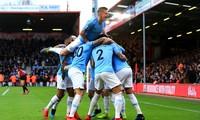 VIDEO: Thắng tối thiểu Bournemouth, Man City trở lại ngôi đầu