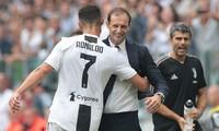 Tứ kết Champions League: Juventus nhận tin cực vui từ Ronaldo