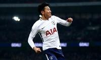 Son Heung-min tin vào việc thi đấu trên sân nhà sẽ giúp Tottenham giành được lợi thế trước Man City.