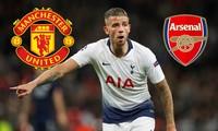 Arsenal tranh 'lá chắn thép' với M.U